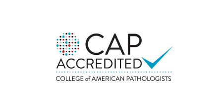 CAP Accredited (College of American Pathologists)